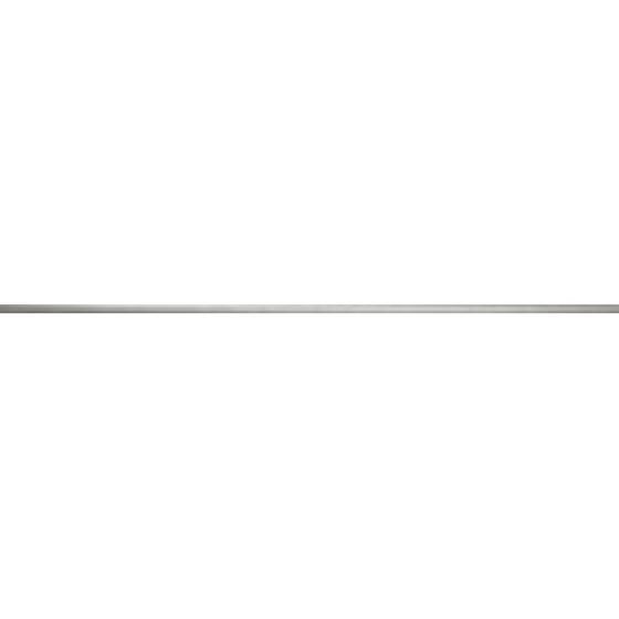 Listwa Inox Błyszcząca 1,5x90