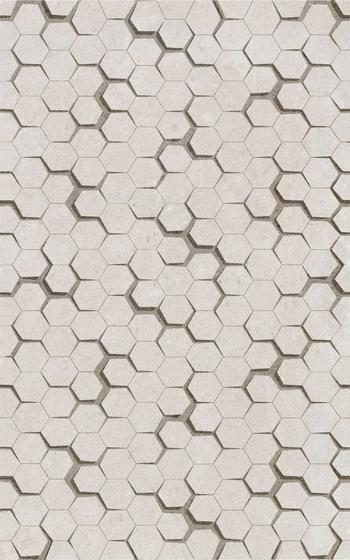 Centro Atos Hexagon 25x40