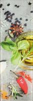 Centro Prato Glass Kitchen 1 20x60
