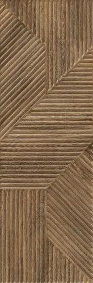 Woodskin Brown Struktura A 29,8x89,8