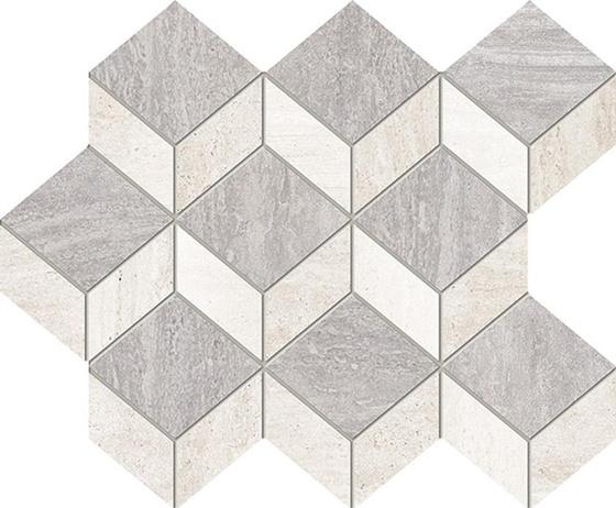 Blink Grey Mozaika 24,5x29,8