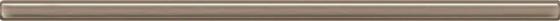 Tempre Brown Listwa Szklana 2,3x60,8