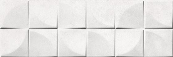 Quadra White 25x75