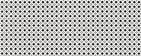 Black White Pattern D 20x50