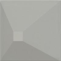 Monoblock Grey Matt Effect 3-D 20x20