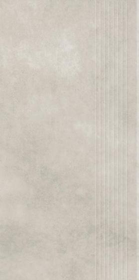 Magnetik Bianco Stopnica Prasowana Mat 29,8x59,8