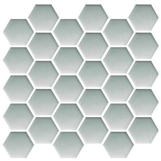 Mozaika Platinum Glas Hexagon 25x25,8