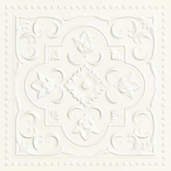 Classy Chic Bianco Struktura A 19,8x19,8