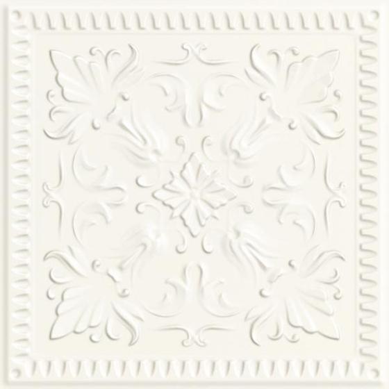 Classy Chic Bianco Struktura C 19,8x19,8