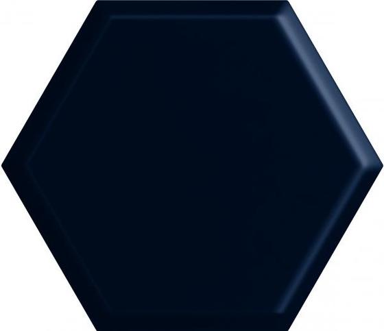 Intense Tone Blue Heksagon Struktura A 19,8x17,1