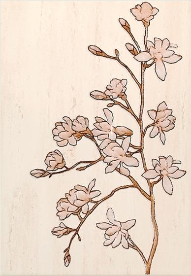 Dekor Sakura 2 25x36