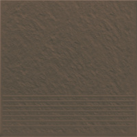 Simple Brown Stopnica 3-D 30x30