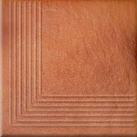 Solar Orange Stopnica Narożna 3-D 30x30