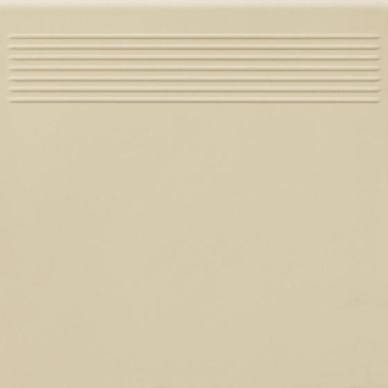 Bazo Beige Monokolor Stopnica Mat 30x30