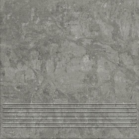 Mistral Grafit Stopnica Prosta Mat 29,8x29,8