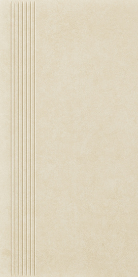 Intero Beige Stopnica Prasowana Mat 29,8x59,8