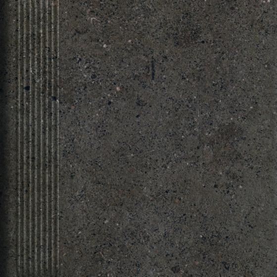Kiasmos Brown Stopnica Prosta 30x30
