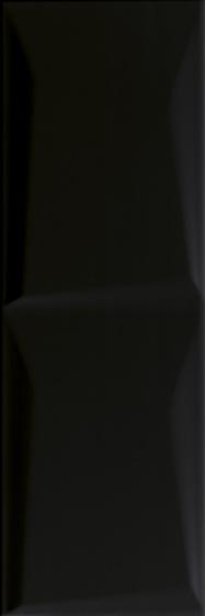 Maloli Nero Struktura B 20x60