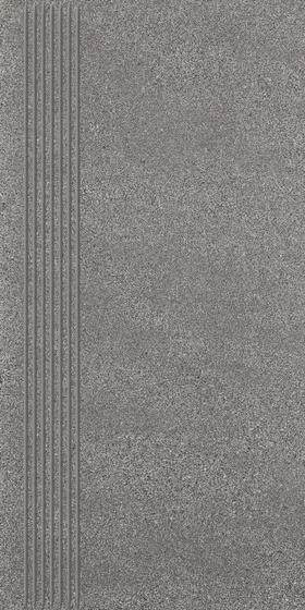 Duroteq Grafit Stopnica Prosta Mat 29,8x59,8