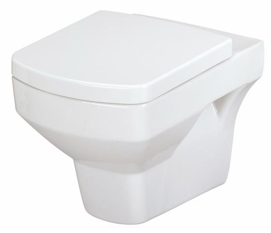 Miska ZAW Pure BEZ Deski SP BOX