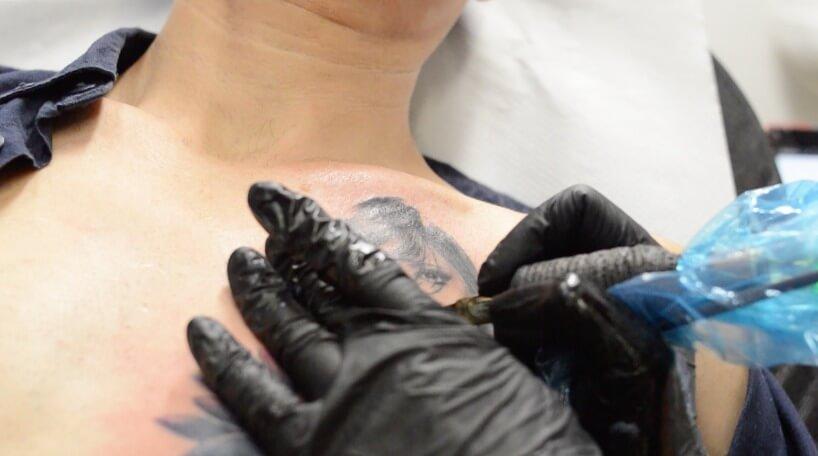 Tatuajes Realistas Estudio Tania Tattoo Valencia