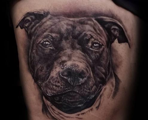 Tatuaje de Perros