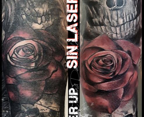 tatuaje cover up sin eliminacion con laser valencia 2