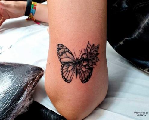 Tatuaje pequeño Antebrazo de Mujer