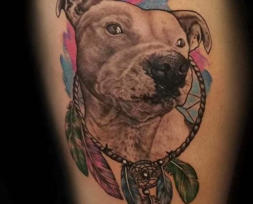 Tattoo Perros