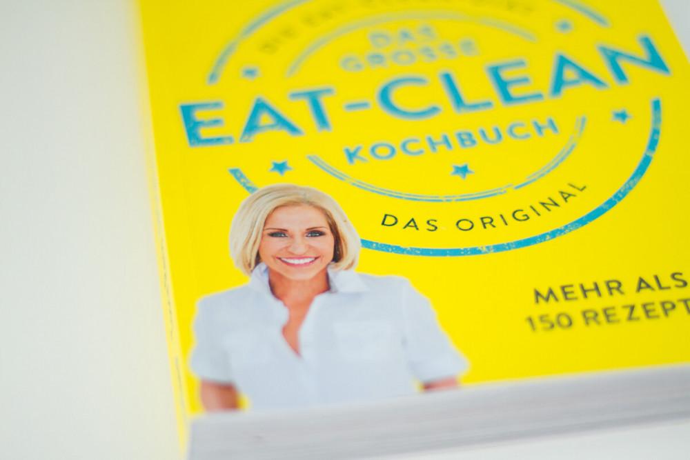 Review: das große EAT CLEAN - Kochbuch von Tosca Reno