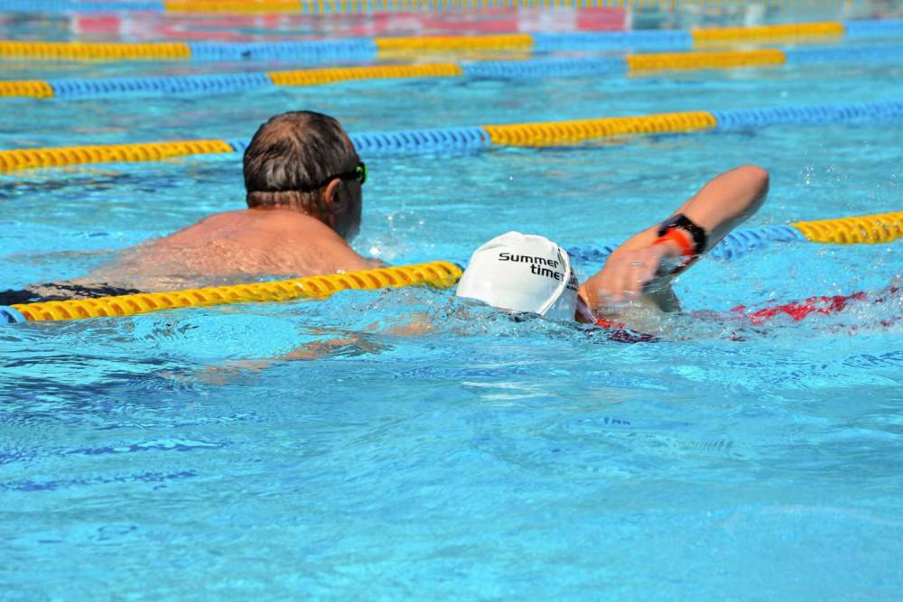 5 Gründe für Kraul statt Brust im Triathlon
