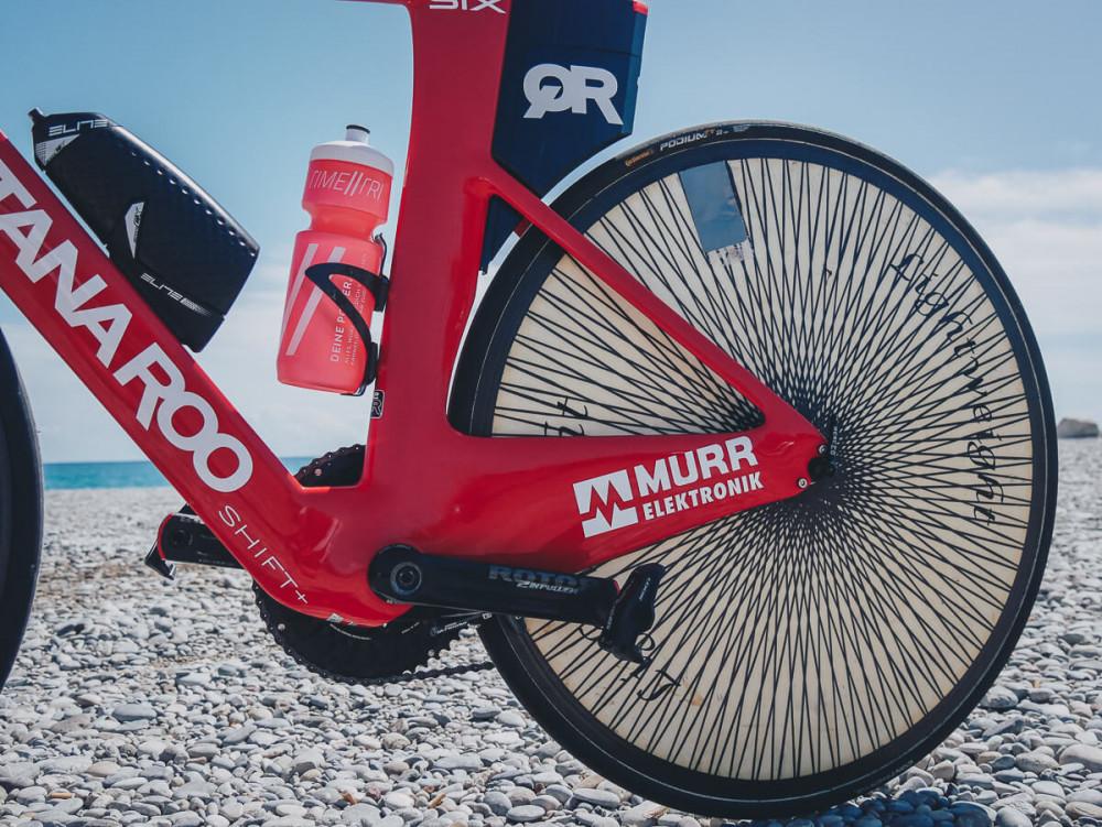IRONMAN 70.3 WC: Quintana Roo Bike-Setup für das Renn-Highlight