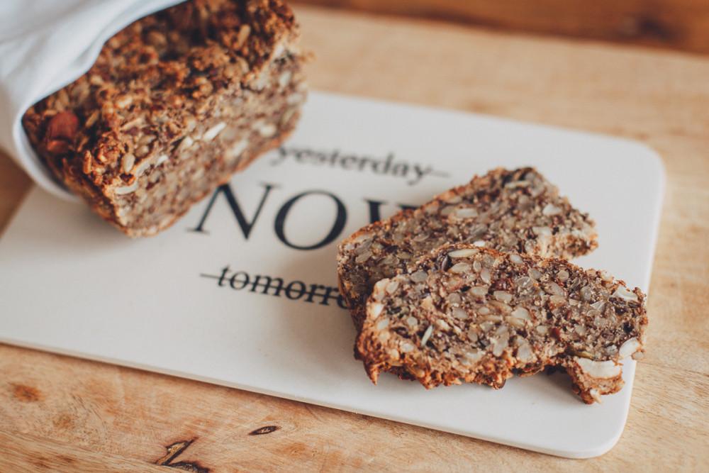Lifechanging bread: das Kult-Rezept