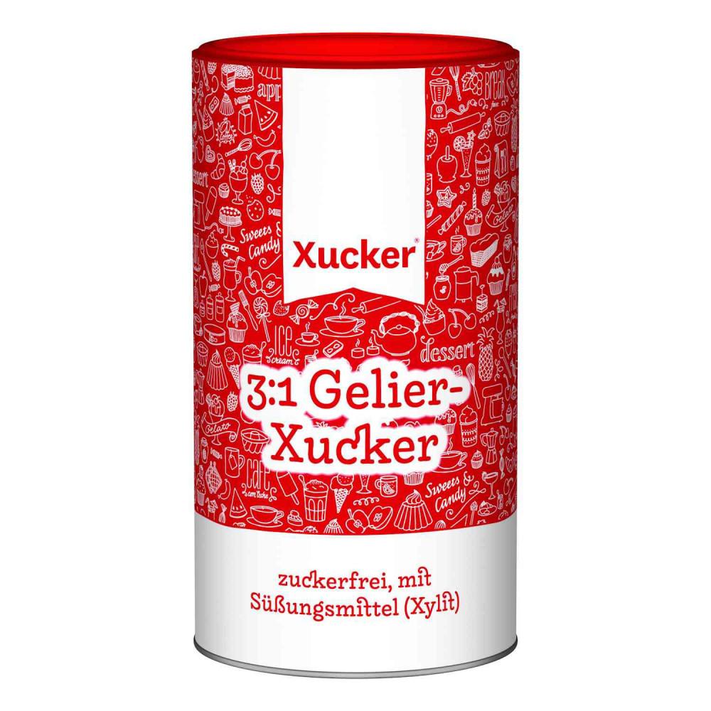 TIME2TRI testet: Gelier-Xucker