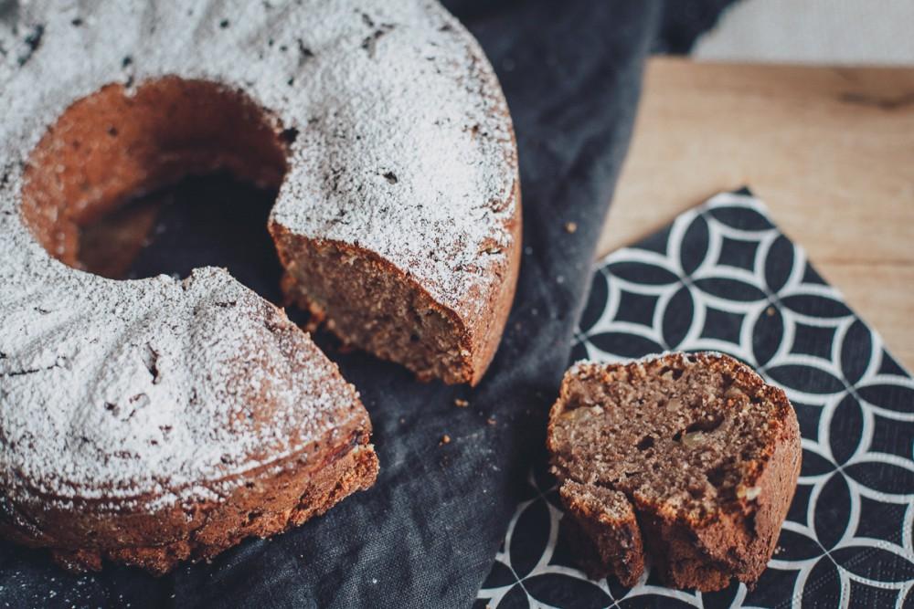 Sweet treats: Apfelmus-Joghurt-Kuchen