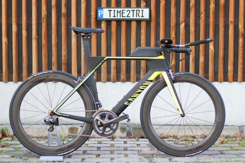 Im Detail: Canyon Speedmax CF 9.0 DI2