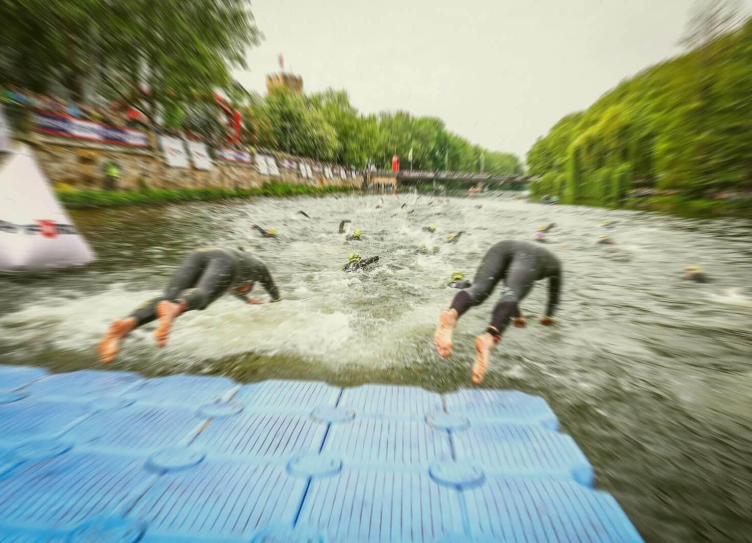 Hep hep, hurra! Neuauflage des Triathlon Heilbronn
