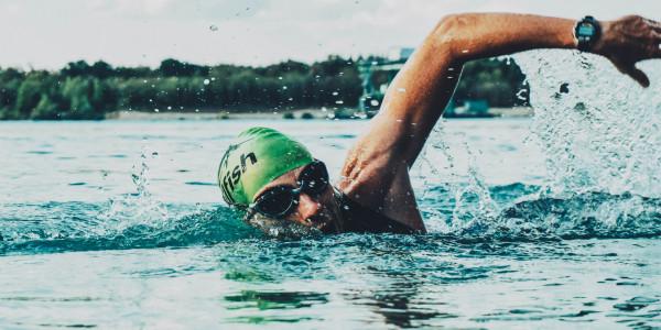 Freiwasserschwimmen - Training und Ausgleich in der Natur