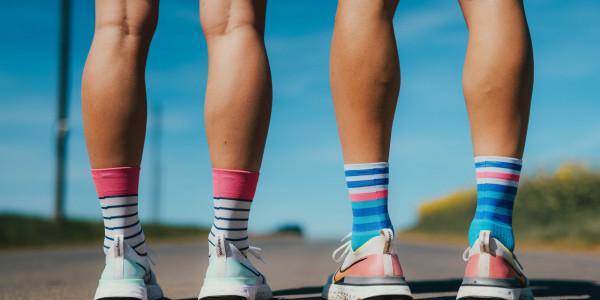 Zeigt her eure Füße! Bunte Socken für jeden Geschmack