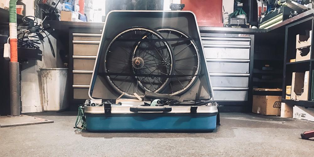 Ich packe meinen Koffer: mit dem Rad ins Trainingslager fliegen
