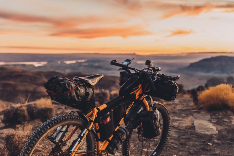 Bikepacking: Reisen auf zwei Rädern