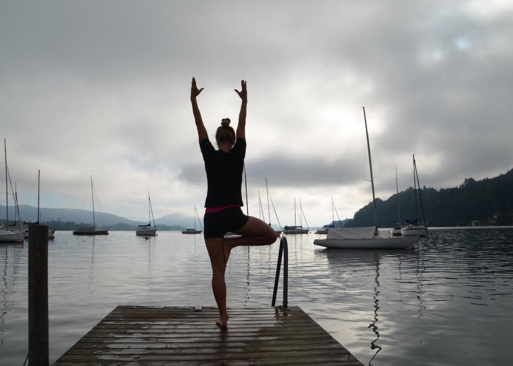 Yoga - Sinnvolles Ergänzungstraining für Triathleten