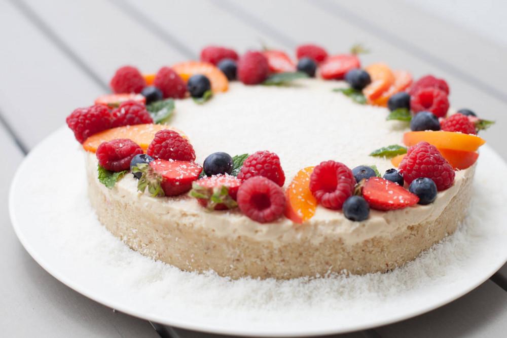 Tipp: der weltschönste no-bake Kühlschrankkuchen