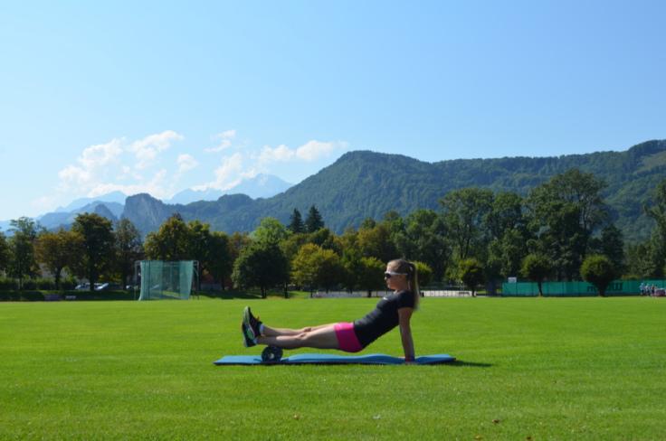 Faszien und das Training mit der Rolle
