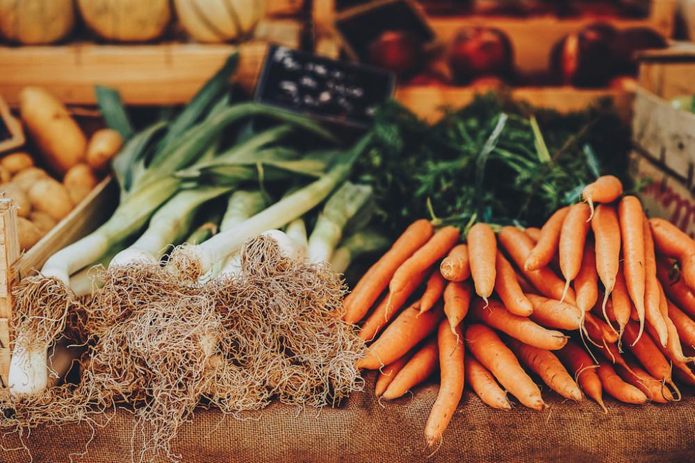 Rookie-Projekt: die richtige Ernährung im Trainingsalltag