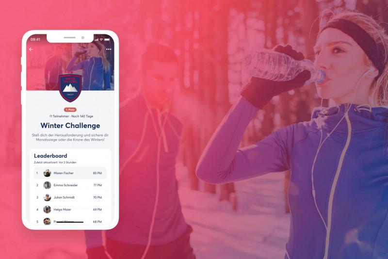 Die TIME2TRI Winter Challenge 2021