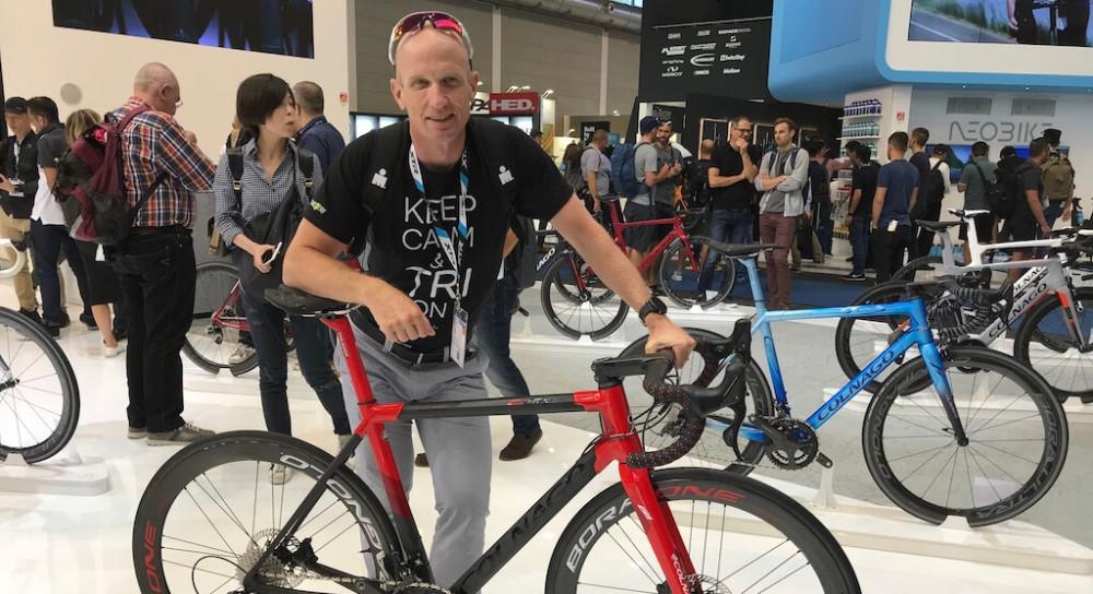 Eurobike 2018: das waren die Triathlonräder