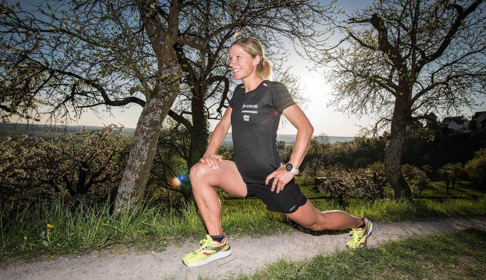 """""""Triathlon ist meine große Leidenschaft"""" - ein Interview mit Anja Beranek"""