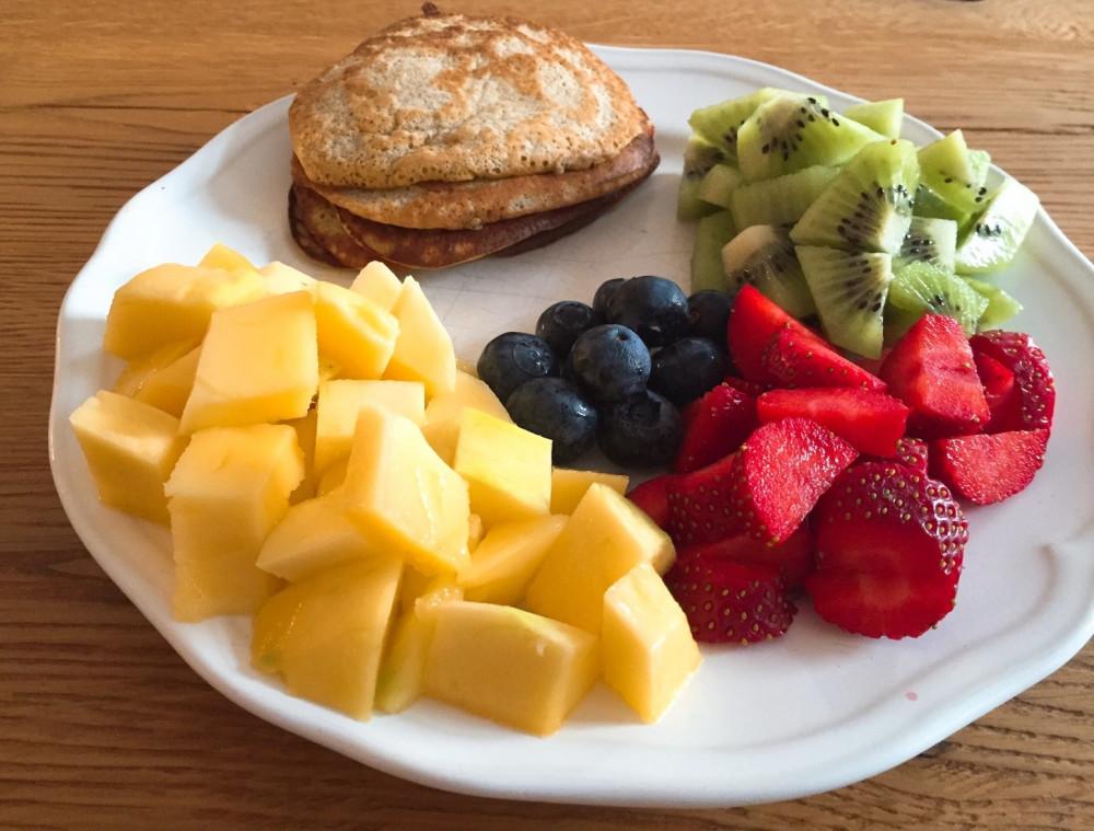 Gesunde Pancakes: blitzschnell, clean und lecker!