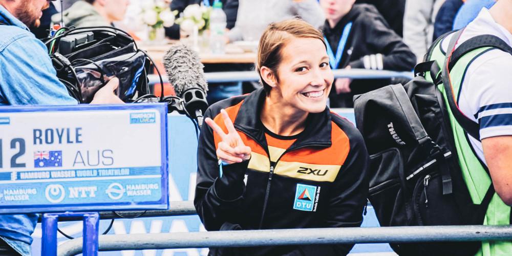 Rookie-Partner im Portrait: Anja Knapp